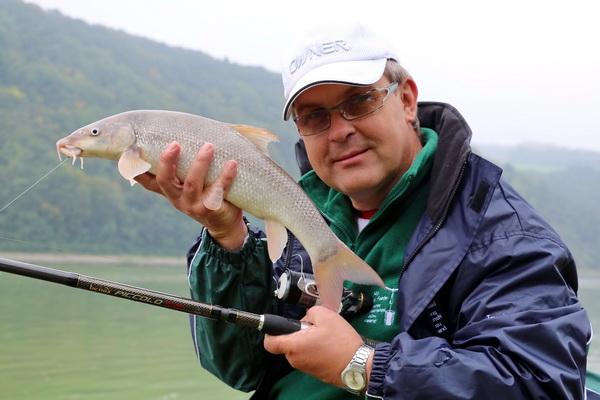 прикормка для усача в русской рыбалке
