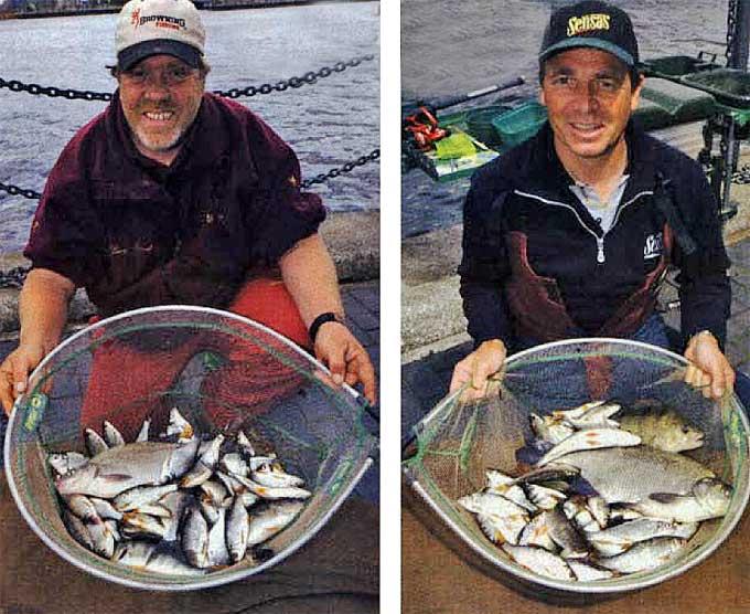 Самые большие пойманные рыбы
