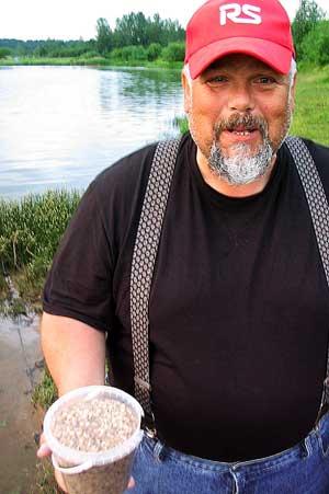 перловка на рыбалку как приготовить