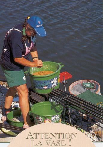 сухие прикормки для рыбалки своими руками