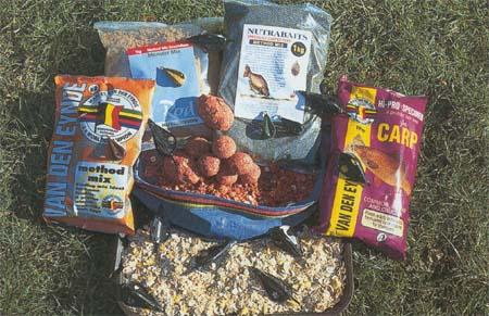 рецепты приготовления прикормки для карпа