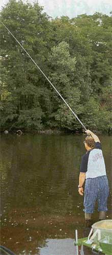 ловля болонским способом