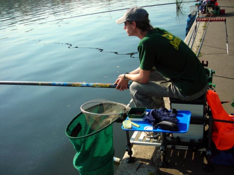 рыбалка в трц