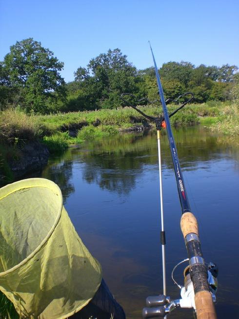 Основы фидерной ловле на реке