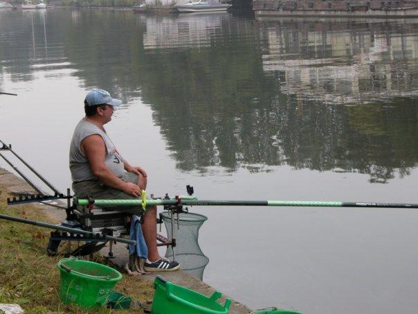 как ловить рыбу на телескоп