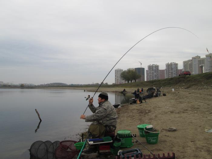 рыболовные базы тимашевского района
