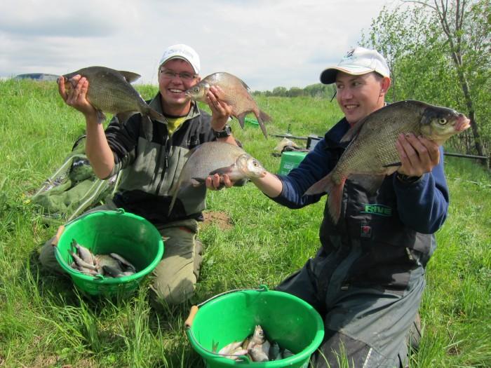 рыбалка с дунаевым