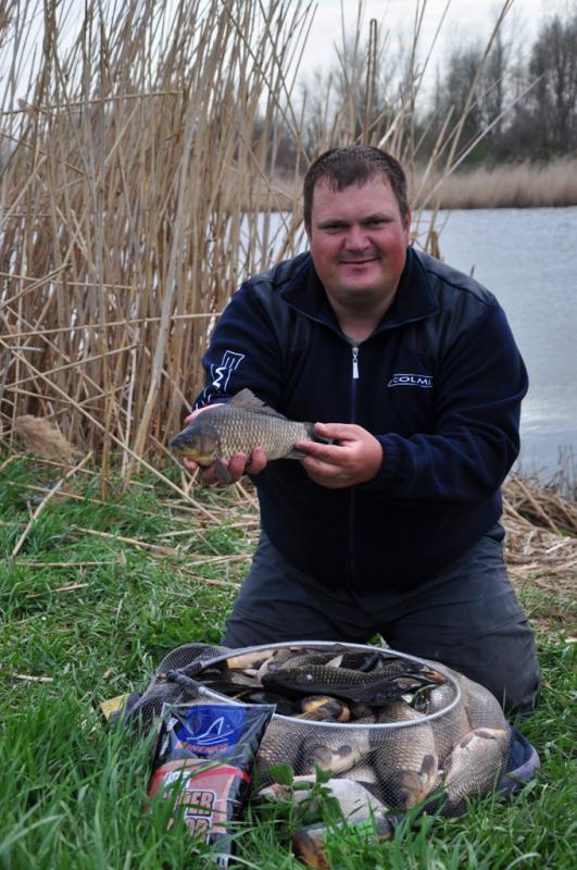 рыбалка в мае на карася и леща