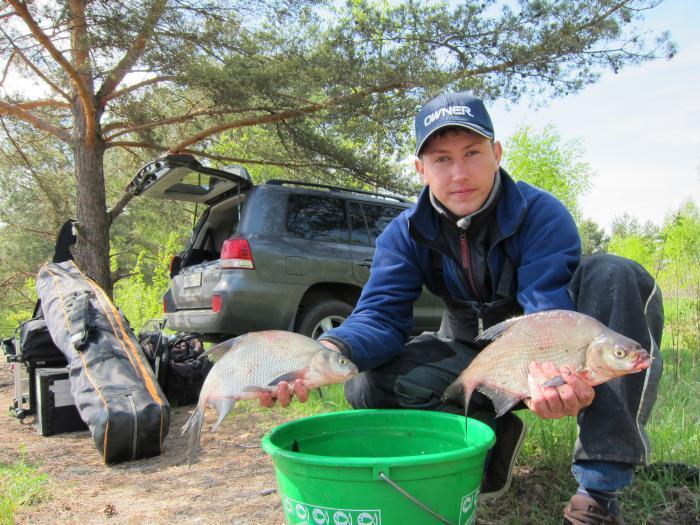 рыбалка в звенигороде бесплатно